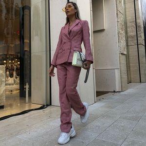 Asos Pink Suit